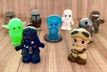 star wars ooshies colletables full set