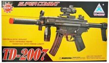 toy gun a n battery operated super electric