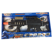 toy rifle kids plastic toy army assault rifle