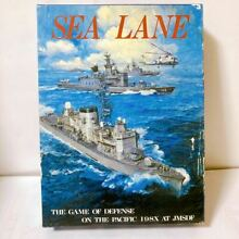 tsukuda hobby sea lane game defense on