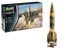 model rocket revell 03309 german a4 v2 rocket