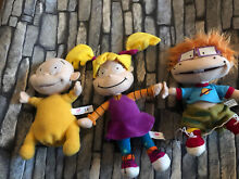 tommy toy rugrats chuckie angelica tommy