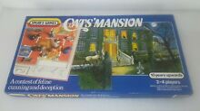 spears game cats mansion board game by spears