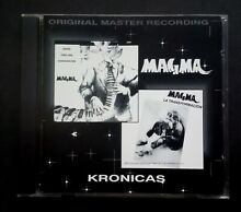 soundwagon magma kronicas brazil cd record