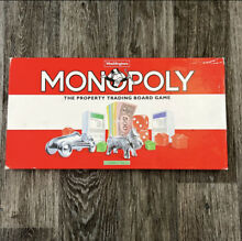 monopoly board game 1995