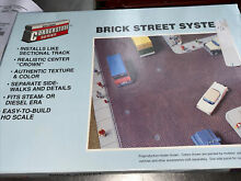 walthers cornerstone ho scale street system