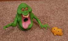 ecto plazm the real ghostbusters green ghost