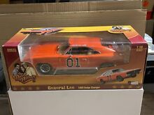 general lee 1 18 dukes hazzard dodge charger