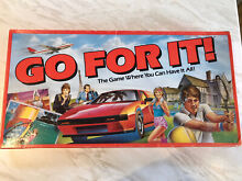 go for it parker go for it 1985 parker brothers
