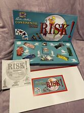 risk continental 1959 1st edition