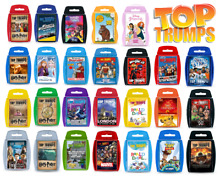 touring game new top trumps specials card games