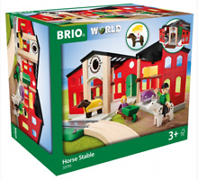brio 33791 horse stable 3 new works