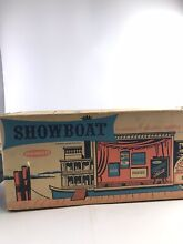 remco showboat 1962 theater play set in
