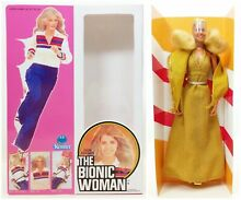 bionic woman 1977 kenner jamie sommers doll in