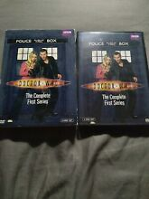 dr who doctor who complete first series