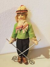 1950 doll lenci anili or others s skier
