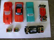 motorific ideal toy car chassis body motor