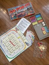 go for it parker go for it board game parker