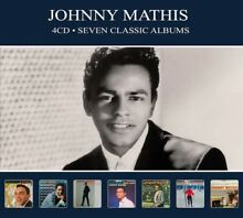 johnny seven oma johnny mathis seven classic albums