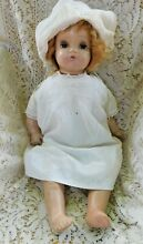 horsman 22 composition doll in outfit