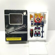 alps toys st dioja space guard robot