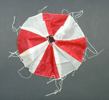 model rocket accessories 20 large red white