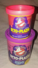 ecto plazm 1986 kenner real ghostbusters
