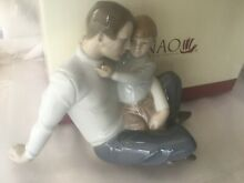 lladro nao by to love on protect scultura