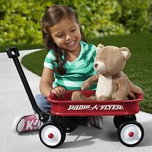radio flyer wagon little red toy wagon durable
