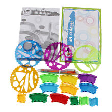 spirograph 1set drafting drawing toys