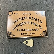 ouija board 1960 s parker brothers