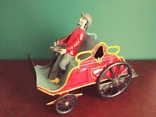 buffalo toy rare c 1895 large cr rossignol tin