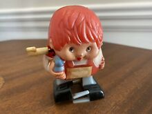 alps mountain climber wind up plastic