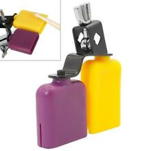 noisemaker square cow bell percussion drum