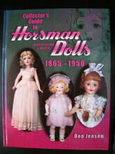 horsman collectors guide to dolls
