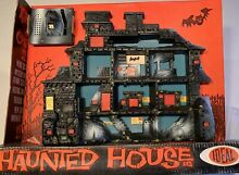 ideal haunted house game extremely rare 1963 haunted house