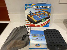 thinkfun river crossing puzzle game age 8 to