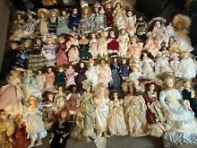 victorian doll victorian style porcelain doll lot