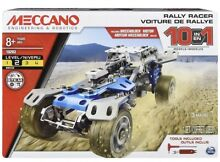 meccano steam engine erector by meccano rally racer 10