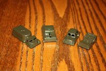 mohawk army matched playset vehicles tank