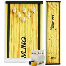bowling game elite sportz indoor table games for