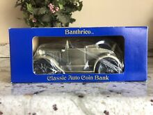 banthrico classic auto coin bank 1928 ford