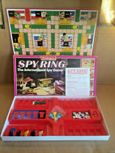 waddingtons spy ring board game classic 1986 cold war