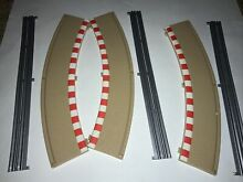 scalextric 1 32 hornby curved track guardrails