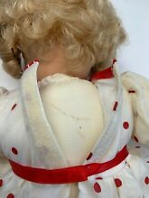 horsman 1989 shirley temple doll 18