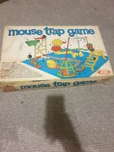 mouse trap game 1976 mouse trap boxed original game