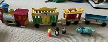 little people fisher price family circus train