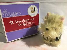 american girl doll genuine truly me terrier puppy