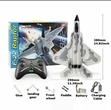 rc plane uk f22 jet fighter wing remote