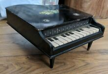 1950 s 60s toy grand piano spares or